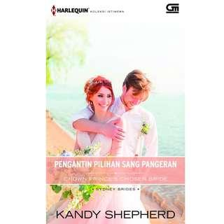Ebook Pengantin Pilihan Sang Pangeran (Crown Prince's Chosen Bride) - Kandy Shepherd