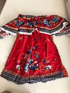 Dress/ top size S