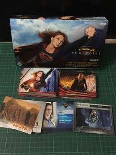 Supergirl女超人-美國咭全套