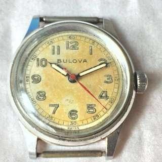 Bulova 1954 Seabee