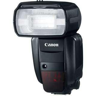 Canon 600 EX RT