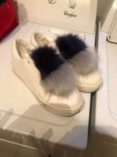 Sam Edelman Fluffy Sneakers