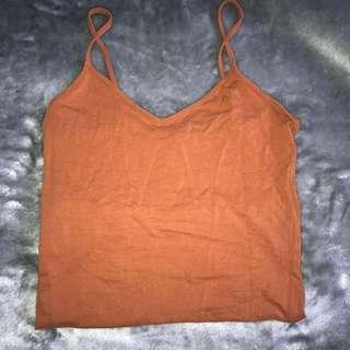 Singlet/Top - Size small