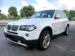 BMW X3. Milleage 90k+ SG
