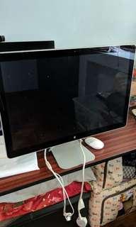 Apple Cinema Display 24inch LED monitor