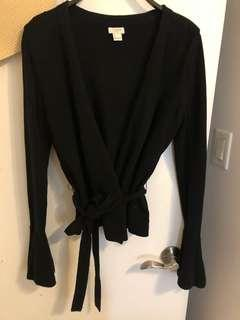 J crew knit top sweater size S