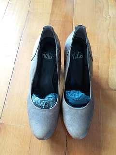 Vialis Handmade Leather High Heels 西班牙手工高跟皮鞋