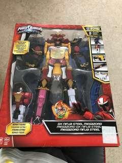 Power Ranger DX NINJA STEEL MEGAZORD