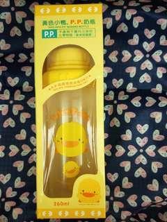 黃色小鴨p.p.奶瓶
