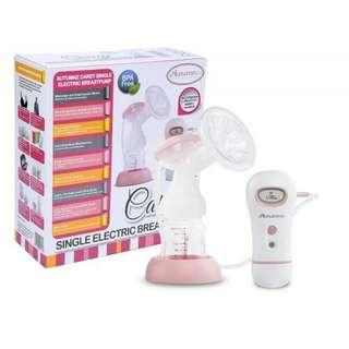 *Reduced* Autumnz Carey Rechargeable Breastpump *warranty *FREE icepack