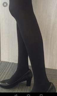 黑色絲襪 15den