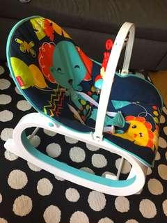 Fisher Price Infant to Toddler Rocker Chair (Excellent condition)