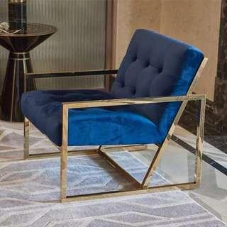 🚚 70cm Armchair Single Seater Sofa
