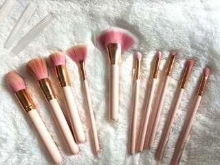 Metalic Brush Pink (Make Up)