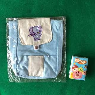Pampers Baby Backpack BB背包