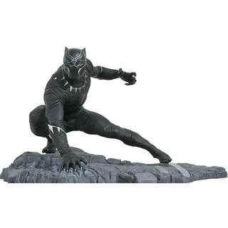 Black Panther Posing with Custom Base ( High Quality Replica )
