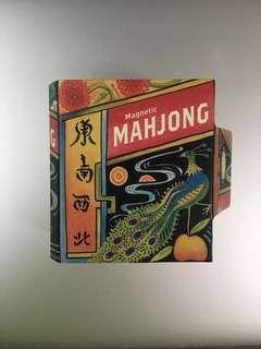 Magnetic Old School Mahjong