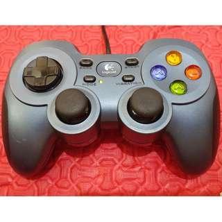 Logicool F51 (Logitech F510) Rumble Gamepad