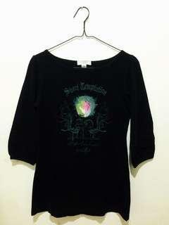 Shirt Black Simple