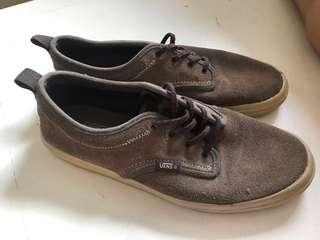 Original Vans Gamusa Brown Sneakers