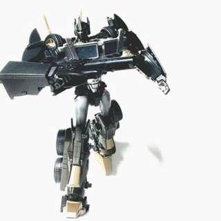 Transformers First Edition Dark Guard Optimus Prime Exclusive