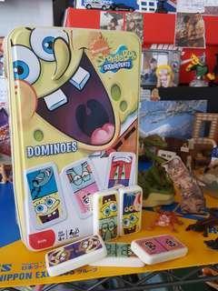 SpongeBob Dominoes 骨牌