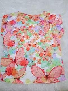 Top butterfly,  bhn adem