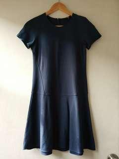 Pre-loved Blue Uniqlo Cotton Dress
