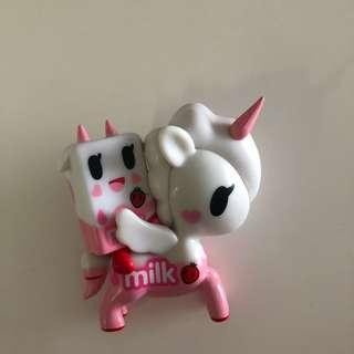 Tokidoki strawberry milk