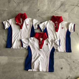 Sparkletots Preschool T-shirt uniform Tee SMALL S