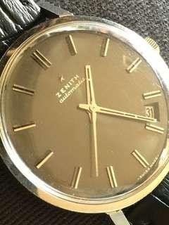 JAPAN ZENITH GOOD CONDITION 日本 手錶