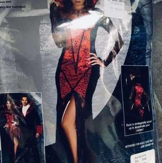 Women's Vampire Halloween Costume