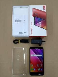 Zenfone 2 Laser 6 inch Red colour