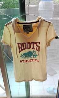 🚚 全新roots上衣m