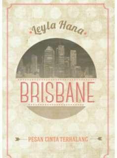 Ebook Brisbane (pesan cinta terhalang)