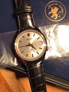 全新精工GRAND SEIKO系列SBGR095G腕表