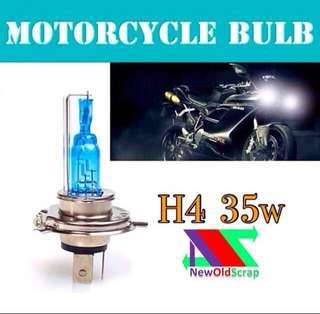 H4 35w Halogen bulb