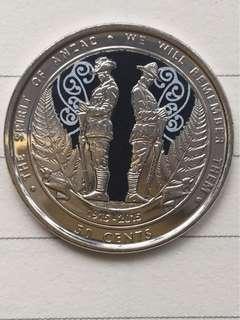 Anzac Commemorative coin