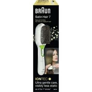 Braun Satin-Hair 7 BR 750 IONTEC Hair Brush