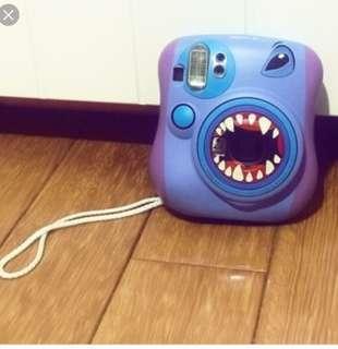 即影即有相機 fujifilm mini25 史迪仔