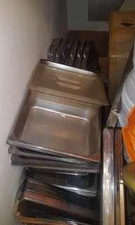 Buffet Chafing dish- 10 complete set@$60each