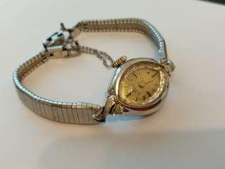 Vintage Bucherer ladies Manual Watch 古董手錶