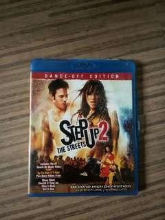 Step Up 2 Blu-Ray Disc DVD