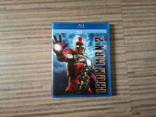Iron Man 2 Blu-Ray Disc DVD CD