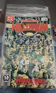DC Comics Millennium complete mini series