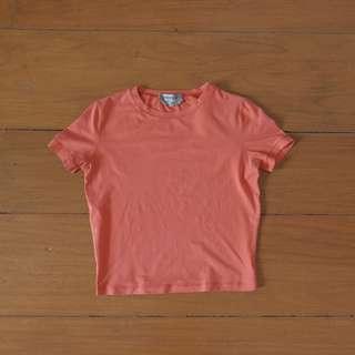 Sportmax Orange Tshirt