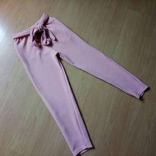 Candy pants peach