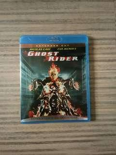 Ghost Rider Blu-Ray Disc DVD CD