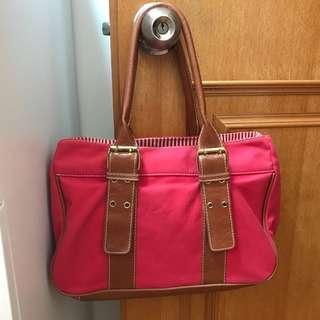 紅色手袋 Red Hand bag