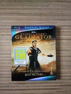 Gladiator Blu-Ray Disc DVD CD